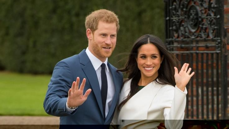 Prinz Harry und Meghan Markle wohnen aktuell neben einer Cannabis-Farm. (Foto)