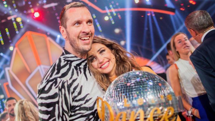 """Beim Finale von """"Let's Dance"""" 2019 tanzte sich Ekaterina Leonova bereits zum dritten Mal in Folge zum Sieg. (Foto)"""