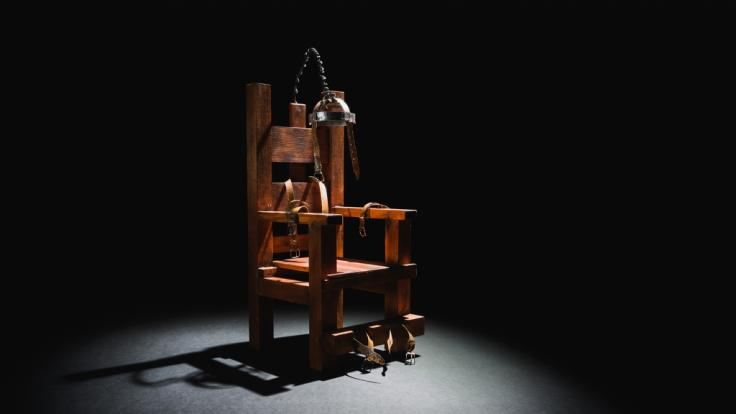 Der Elektrische Stuhl ist mittlerweile ein Auslaufmodell. (Foto)