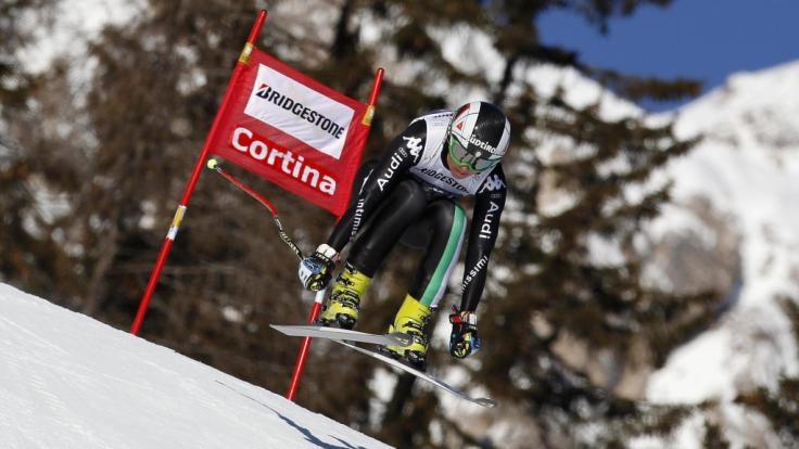 Das Finale im Ski-Alpin-Weltcup soll inCortina d'Ampezzo stattfinden. Wegen der Coronavirus-Epidemie in Norditalien aber ohne Publikum. (Foto)