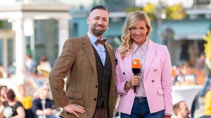 ZDF-Fernsehgarten on tour bei ZDF (Foto)