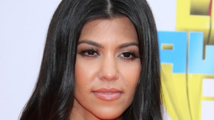 Kourtney Kardashian mit 39 ist die älteste Schwester der Kardashians.