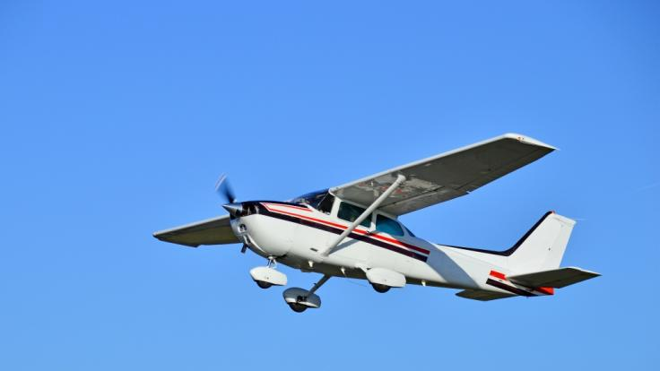 In Kanada ist ein Kleinflugzeug abgestürzt. (Foto)
