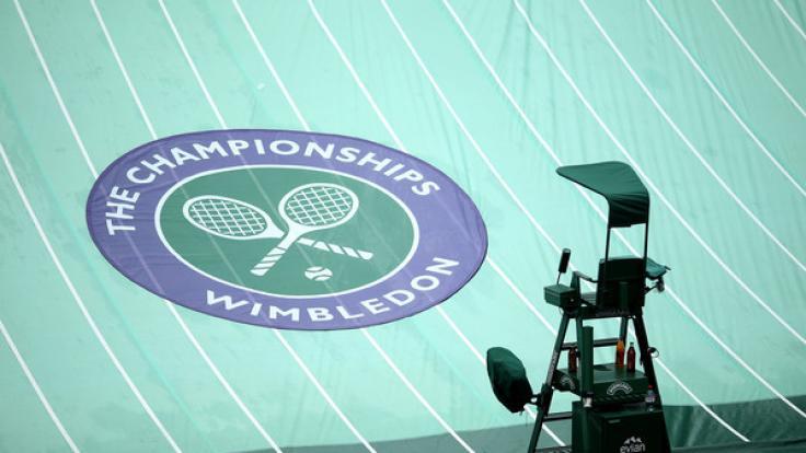 Wimbledon fällt 2020 aus. (Foto)