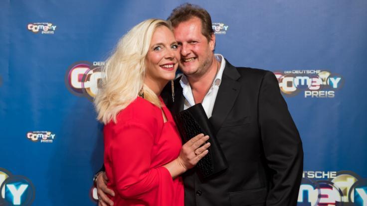 Daniela Büchner wanderte für Mann Jens nach Mallorca aus. (Foto)