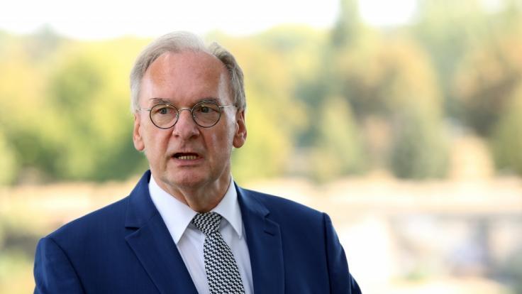 Seit 2011 ist Reiner Haseloff Ministerpräsident von Sachsen-Anhalt. (Foto)