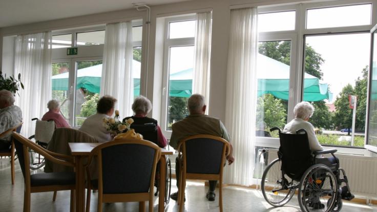In einem Pflegeheim in Sitzenberg-Reidling sollen Pfleger Senioren gequält haben. (Symbolfoto) (Foto)