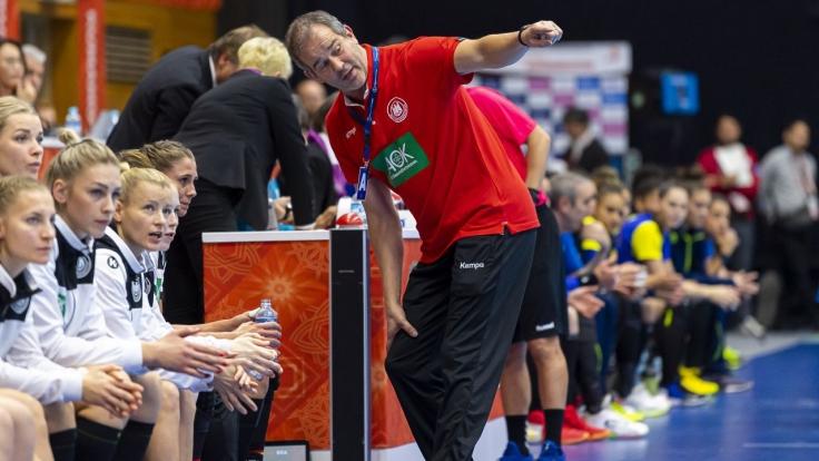 Handball Live - Länderspiel bei SPORT1