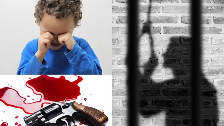 Traurige Schlagzeilen über Kindesmisshandlungen und schockierende Todesfälle waren dieser Tage in den Schocker-News zu finden. (Foto)