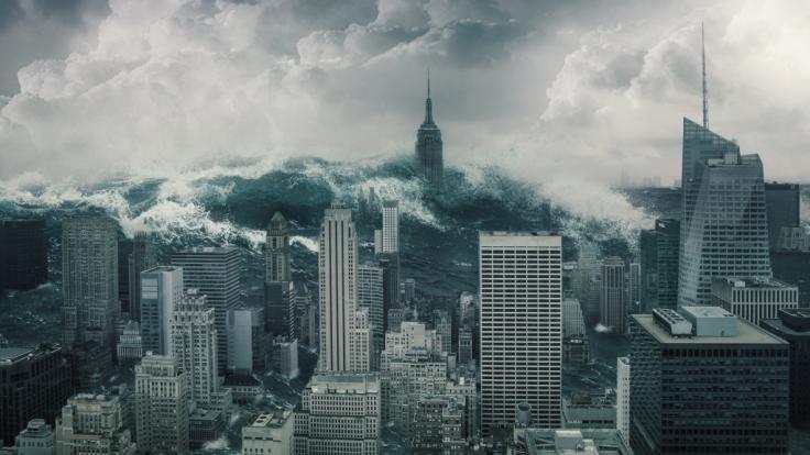 Zeitreisende berichten auf TikTok vor nahenden Katastrophen. (Foto)