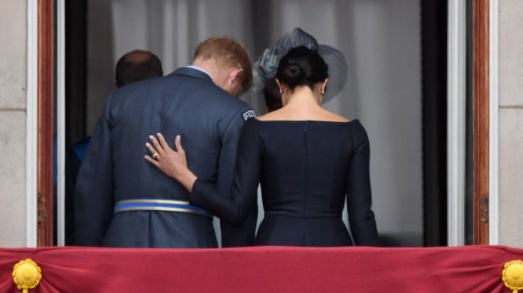 Meghan Markle und Prinz Harry wollen den Rückzug aus dem britischen Königshaus antreten.