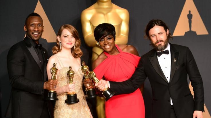 Zum 89. Mal wurden die Oscars verliehen.