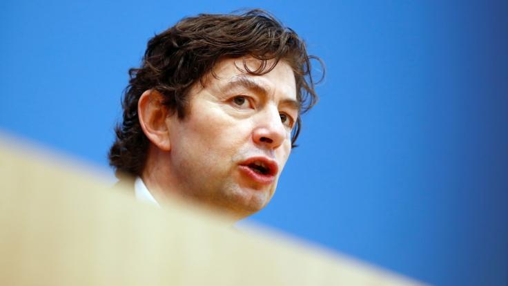 Virologe Christian Drosten ist besorgt wegen der dritten Corona-Welle. (Foto)