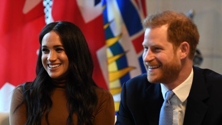 Meghan Markle und Prinz Harry sind zum zweiten Mal Eltern geworden.