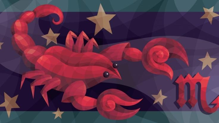 Neugierig, kritisch, ausdauernd - Skorpioneim Horoskop