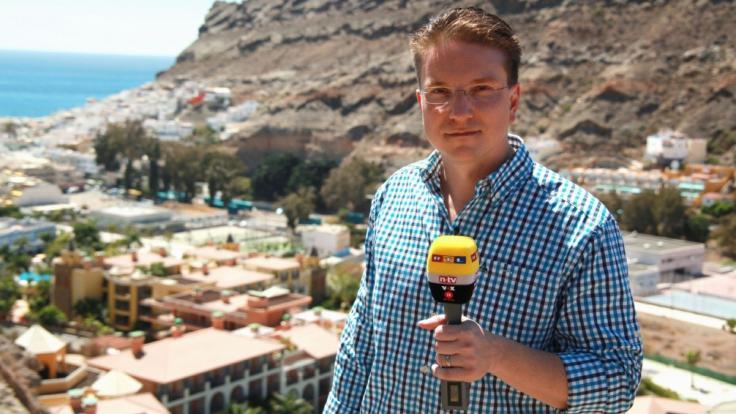 Der RTL-Reiseexperte Ralf Benkö hilft bei Urlaubsdesastern weiter. (Foto)