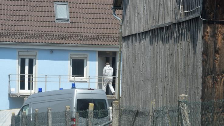 In Baden-Württemberg wurde ein Männer-Trio wegen Mordes angeklagt. (Foto)