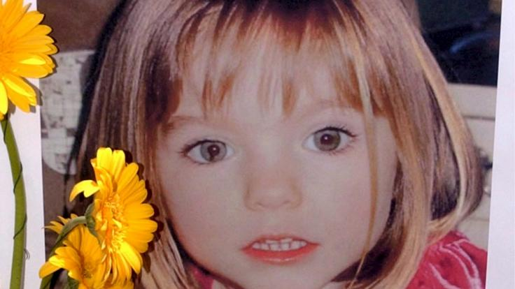 Madeleine McCann ist seit Mai 2007 vermisst.