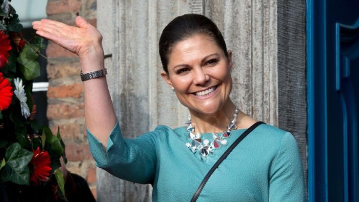 Kronprinzessin Victoria von Schweden feiert am 14. Juli 2017 ihren 40. Geburtstag.