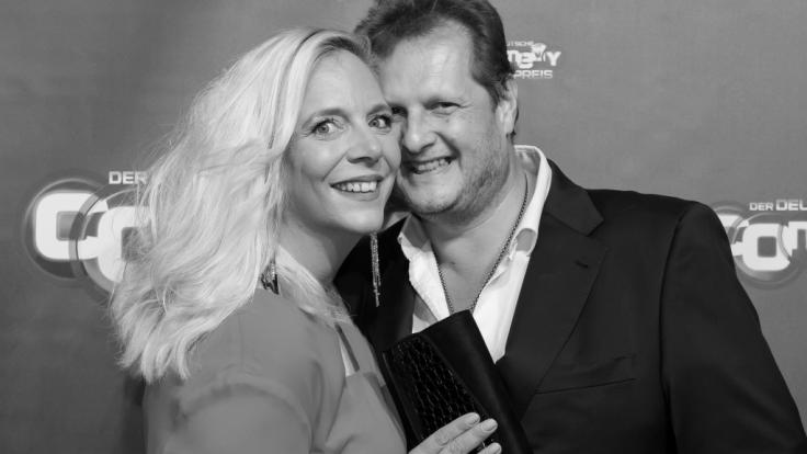 Daniela Büchner hat den tragischen Verlust ihres Mannes noch lange nicht verarbeitet.