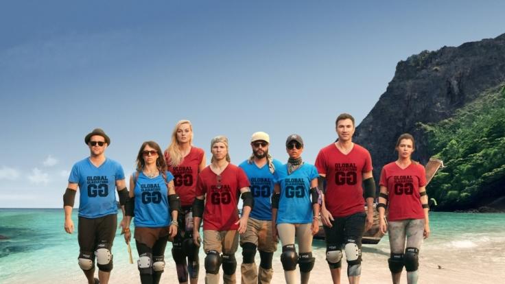 """Acht Promis stellen sich in der zweiten Staffel von """"Global Gladiators"""" der Herausforderung ihres Lebens. (Foto)"""