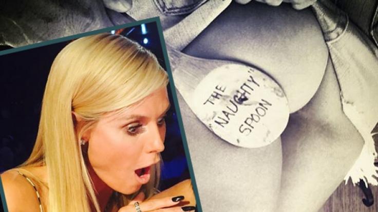 Heidi Klum hat ihre Fans in dieser Woche mit ganz besonderen Fotos verzückt. (Foto)