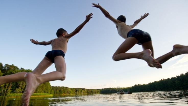 In Deutschland gibt es zahlreiche Seen für Kurztrip oder Urlaub. (Foto)