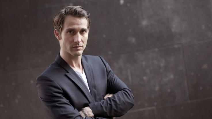 Lebt mit seiner Patchwork-Familie auf dem Land: Schauspieler David Rott.