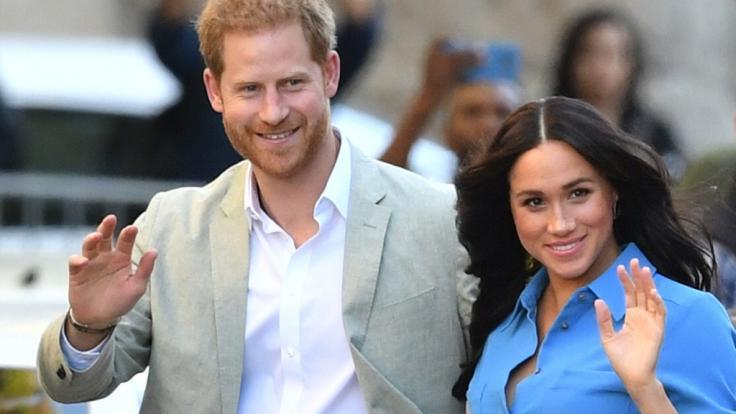 Goodbye, Adieu, auf Wiedersehen: Meghan Markle und Prinz Harry trennen sich von ihren Angestellten.