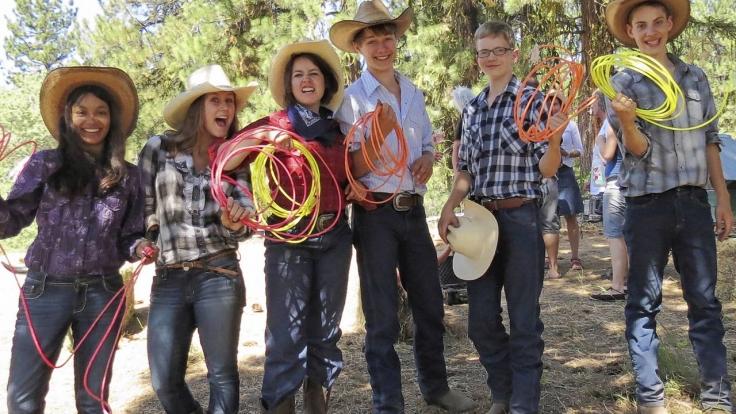 Großes Rodeo in Boise bei Das Erste (Foto)