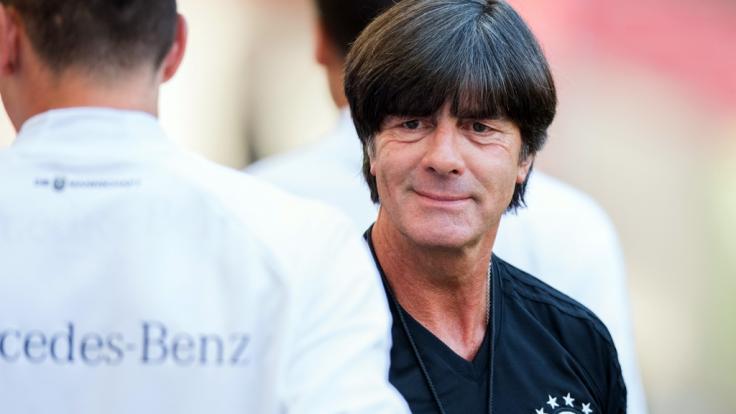 Jogi Löw will mit dem DFB-Team wieder Fußball-Weltmeister werden.
