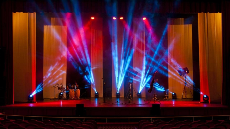Show/Konzert im TV (Symbolbild).