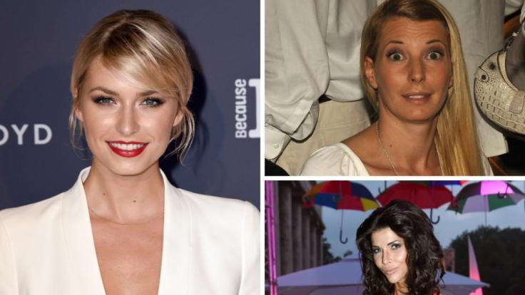 Lena Gercke, Giulia Siegel und Micaela Schäfer in den Promi-News der Woche. (Foto)