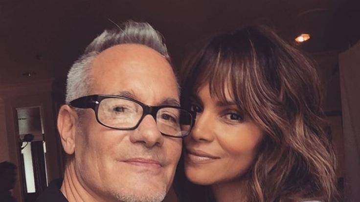 Halle Berry und der Star-Fotograf Cliff Watts wurden beim gemeinsamen Essen in New York gesehen. (Foto)