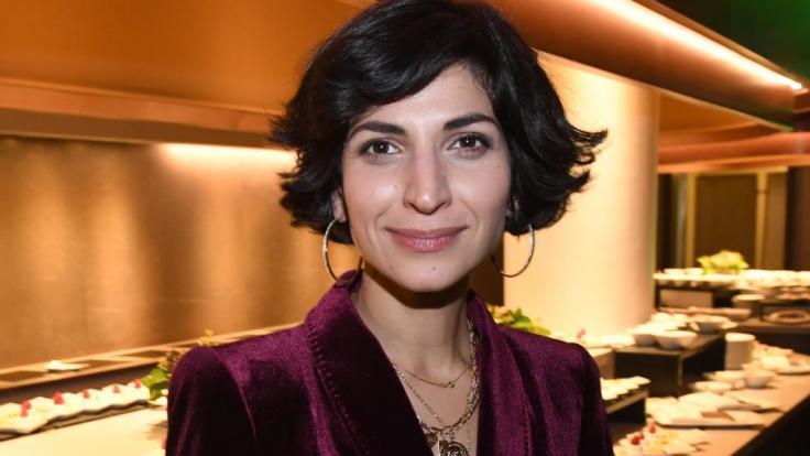Neda Rahmanian wurde in Teheran geboren. (Foto)