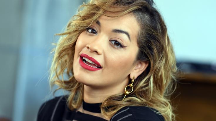 Rita Ora tourt derzeit durch Europa. (Foto)