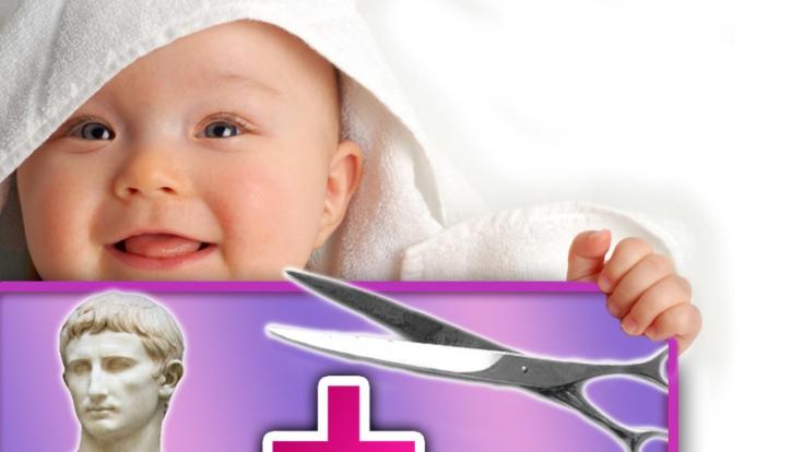 In Deutschland kommt jedes dritte Baby per Skalpell zur Welt - mehr als doppelt so viele wie vor zehn Jahren. (Foto)