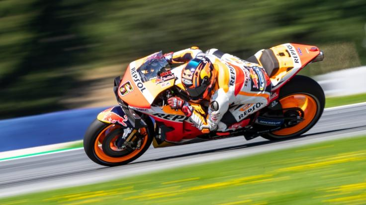 Alle Ergebnisse: Wie schlagen sich die Rennfahrer beim Großen Preis von Katar in MotoGP, Moto 2 und Moto3? (Foto)