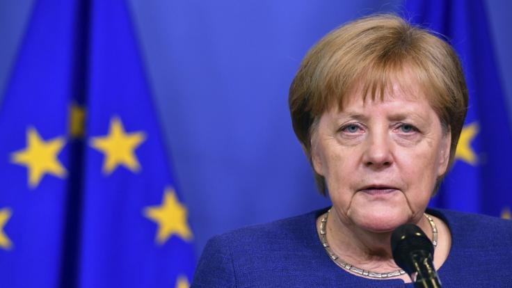Wird Angela Merkel die Asyldebatte zum Verhängnis? (Foto)