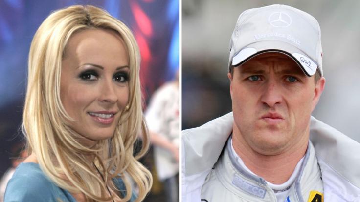 Lange Zeit hatten Ralf Schumacher und seine Ex-Frau Cora nicht viel Gutes übereinander zu berichten