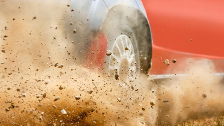 Bei einer Rallye in Portugal ist eine 21-Jährige bei einem Horror-Crash gestorben. (Foto)