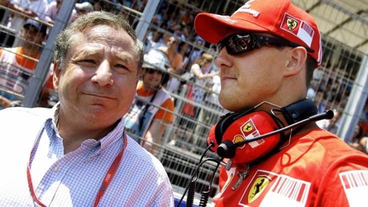 Jean Todt fühlt sich der Familie von Michael Schumacher näher denn je. (Foto)