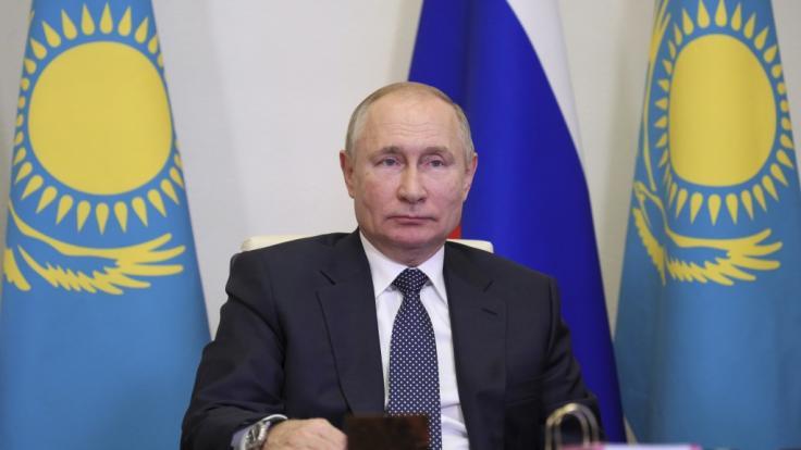 """Der Name von Putins Ex-Geliebter taucht in den brisanten """"Pandora Papers"""" auf. (Foto)"""