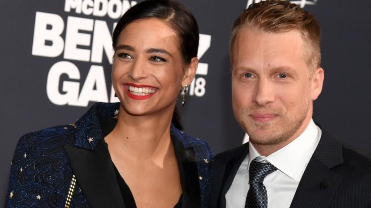 Amira und Oliver Pocher sind seit Oktober 2019 miteinander verheiratet. (Foto)