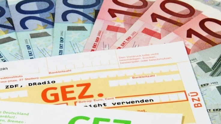 Mandy Bock aus Thüringen sieht es nicht ein Rundfunkgebühren zu zahlen.