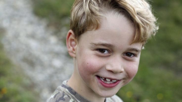 Prinz George als Geburtstagskind: Der älteste Sohn von Kate Middleton und Prinz William wird am 22. Juli 2020 sieben Jahre alt. (Foto)