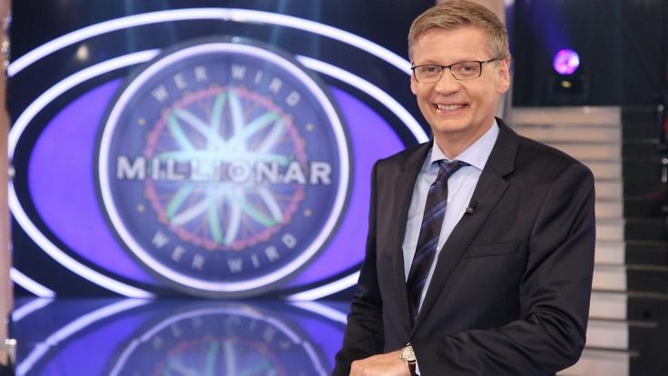Wer wird Millionär? bei RTL (Foto)
