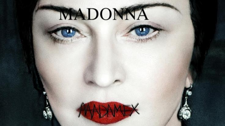 Madonna und Madame X (Foto)