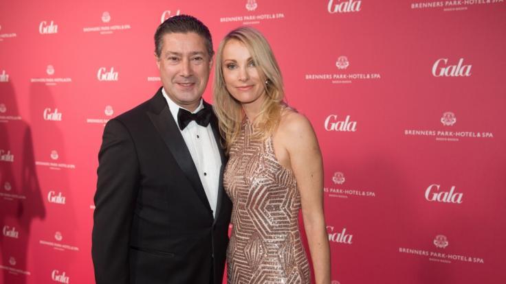 Joachim Llambi und Freundin Rebecca haben sich getrennt. (Foto)