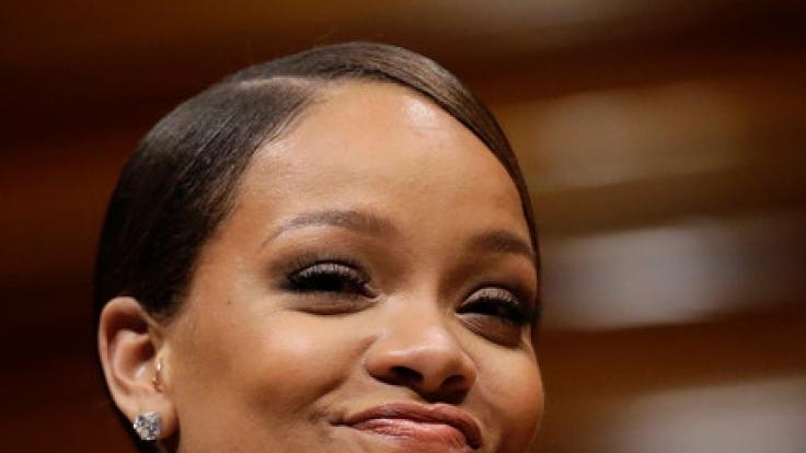 Rihanna hat ein besonderes Geburtstagsgeschenk für die Queen.
